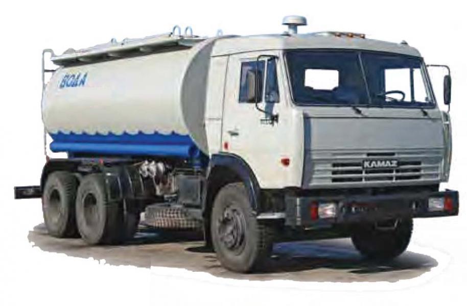 КАМАЗ водовоз